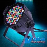 55X3w RGBWA LED lumière décorative