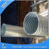 Un tubo d'acciaio perforato inossidabile di 300 serie per costruzione