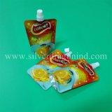 Haustier/Pet/PE Doypack mit Tülle für Getränke, Soda, Fruchtsaft