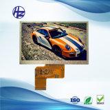 5.0''Innolux Affichage à cristaux liquides TFT 800*480 TFT LCD écran numérique pour l'équipement de contrôle industriel, Ka-TFT050IE002