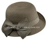 ばねの夏の側面フリップClocheのバケツの帽子