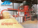 Tipo neumático buque-tierra grano que descarga la máquina