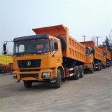 De Capaciteit van de Vrachtwagen van de Stortplaats van het Wiel van Shacman F2000 10