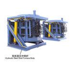 Indústria de fundição de metal Forno de derrame de indução elétrica para ferro 1t