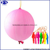 Paste de Hoogste Kwaliteit van China de Natuurlijke Ballon van de Stempel van het Latex aan