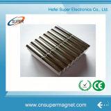 Magnete diametralmente magnetizzato basso del neodimio del cilindro di prezzi della Cina