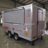 Hot Ventes fast-food Mobile fabriqués en Chine de remorque