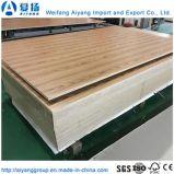 Professional 4X8FT madeira contraplacada de melamina com certificado CE