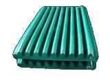 턱 쇄석기 토글 격판덮개, 천정점 & Sbm 상표 쇄석기 착용 부속 또는 토글 격판덮개