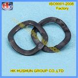 Onde Q235 Les rondelles élastiques (HS-SW-021)