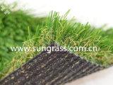 gazon de synthétique de 45mm pour le jardin ou l'horizontal (SUNQ-HY00138)