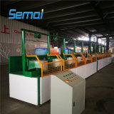 Semai новой конструкции на заводе чертеж провода на высокой скорости машины