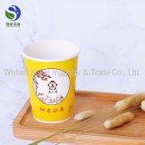 Taza de té de papel disponible única de la recepción del asunto para el uso de la compañía