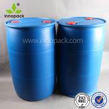 timpano di plastica dell'HDPE blu 200L per i pomodori dell'imballaggio con due colli
