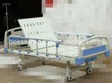 Reizbares manuelles Bett des Krankenhaus-zwei (BS-828A)