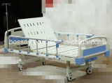 Cama de hospital manual inestable dos (BS-828A)
