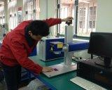 Bornes de laser de fibre de modèle de bureau de l'aluminium 10W 20W 30W d'acier inoxydable