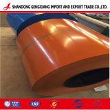 La couleur de la bobine d'acier Gavanized/feuille (PPGI)