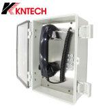 Téléphone de sécurité téléphonique Emeregency (KNSP-22) Téléphone public Kntech