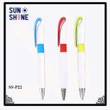 Vente en gros en plastique promotionnelle de stylo bille de crayon lecteur de nouveauté
