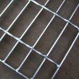 Cubierta galvanizada del foso de la INMERSIÓN caliente de la reja de acero