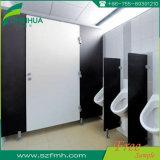Fumeihua 12 millimètres HPL de public imperméabilisent la partition de douche