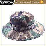 6つのカラー戦術的な釣ハンチング軍隊のバケツの軍のBoonieの帽子