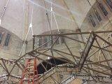 Auditoriums-Dekoration-Fertigplatz-Dach/Frame/Steel Sructure