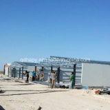 Geflügelfarm-Haus-Aufbau Qingdao-Hapy vorfabrizierter