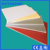 4mm épaisseur panneau composite aluminium pour la décoration extérieure