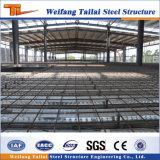 Edificio prefabricado ligero de la estructura de acero para el cuento multi del proyecto de construcción de la escuela del taller del almacén de la oficina