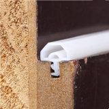 Excelente flexibilidade de borracha de vedação de borracha raspadora de madeira para portas e janelas