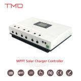 weg vom Rasterfeld 80A/90A/100A LCD MPPT Solar Chargercontroller mit USB