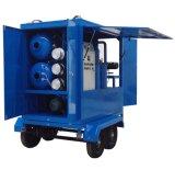 Máquina de limpieza del aceite de vacío para el proceso de reciclaje de aceite del transformador
