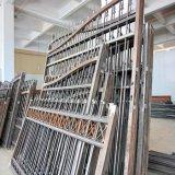 潅漑装置の金属の予備の押す部品