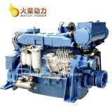 Hoge snelheid 2000rpm van Weichai 350HP Mariene Dieselmotor Wd12/Wd618