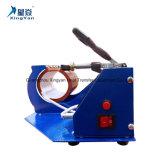 Machine horizontale de presse de la chaleur de couleur de tache floue pour l'impression de cuvette/tasse