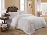 Quilt de seda do tamanho gêmeo com tampa de tela do algodão