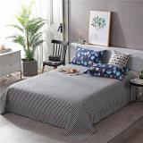 100% algodão de alta qualidade impressa Percale Lençol/edredão/Tampa de cama/banho extras definidos
