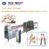 Nougat che riveste e che taglia la linea di produzione (TJZ400)