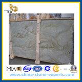 De opgepoetste Plak van het Graniet Juparana voor de Muur van de Bevloering (yqg-GS1019)