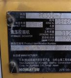 Buon escavatore utilizzato KOMATSU PC300-7 di condizione di lavoro