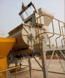 Смеситель портативной твиновской серии Js вала электрической конкретный/смеситель Js750/Saintyol Dawin Js1000 большого маштаба конкретный