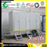 Полуфабрикат общественный туалет Ttailer передвижной (XYT-01)