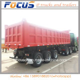 U de Aanhangwagen van de Stortplaats van de Kipwagen van het Type voor de Vrachtwagen van de Tractor