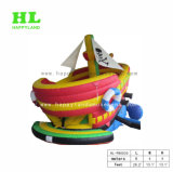 Высокое качество надувных игрушек надувные лодки пиратов