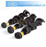 Естественное выдвижение волос, перуанские человеческие волосы