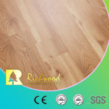 Som do carvalho do parquet E0 da prancha 12.3mm do vinil - revestimento de madeira estratificado absorvente