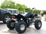Un quadrato ATV 125cc dei 4 colpi con l'azionamento di asta cilindrica dell'azionamento Chain
