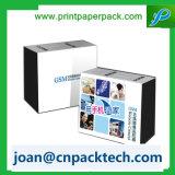 Brickshaped Color laminada Caja de papel de impresión